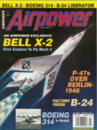 Airpower Magazine January 1985 (McDonnell F-85 Goblin, F-20 Tigershark)